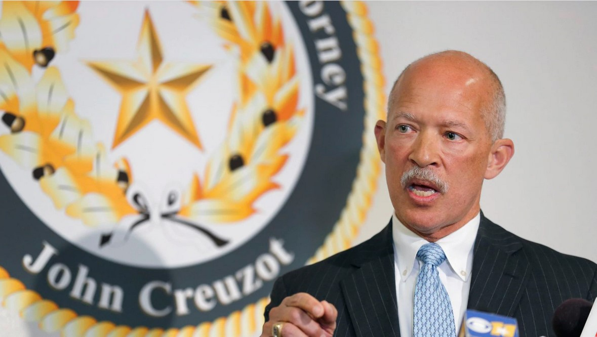 Get to Know More with Dallas Country District Attorney John Creuzot
